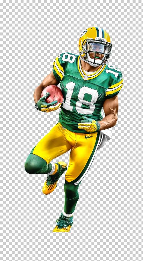 small resolution of nfl football helmet green bay packers american football american football player football playing holding