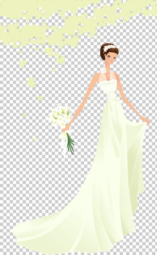 small resolution of wedding dress bridegroom bridal posters elements png clipart