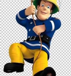 fireman sam firefighter fire department animation film fireman man wearing yellow pants illustration png [ 728 x 1098 Pixel ]