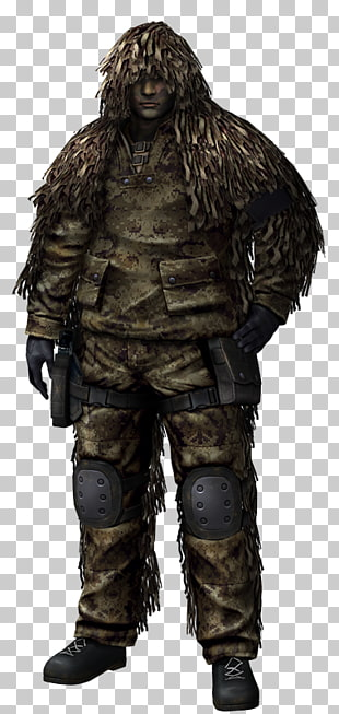 gilets unturned military ghillie