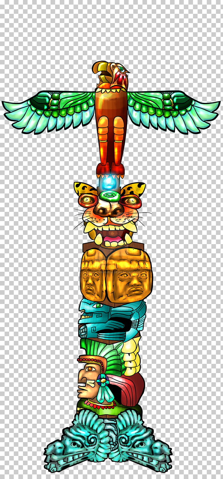 hight resolution of mexico totem mexican canadians mexicans religious totem png clipart