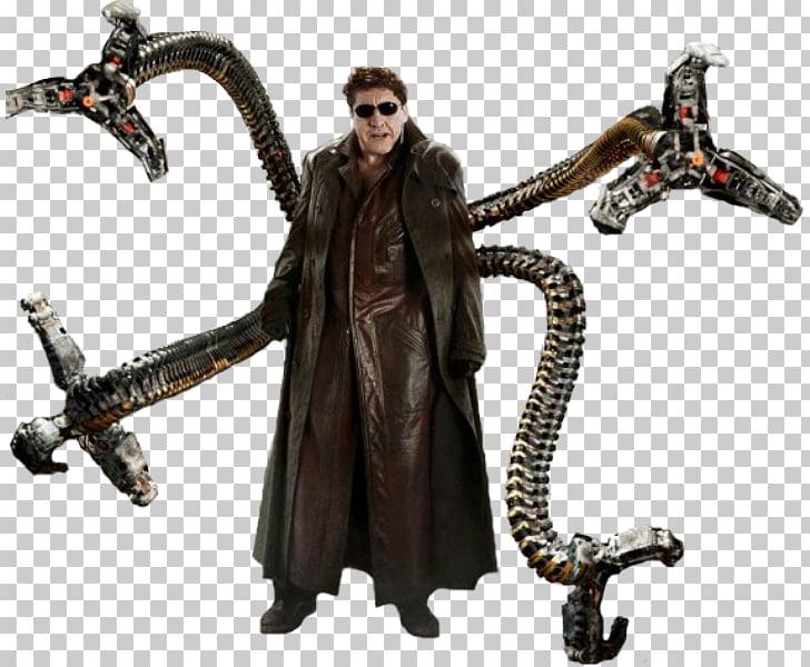 dr otto octavius spider