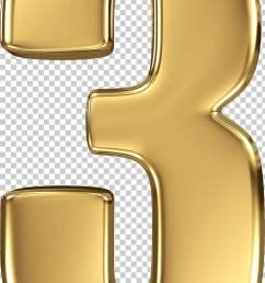 gold number 3 number 3 logo png clipart [ 728 x 1293 Pixel ]