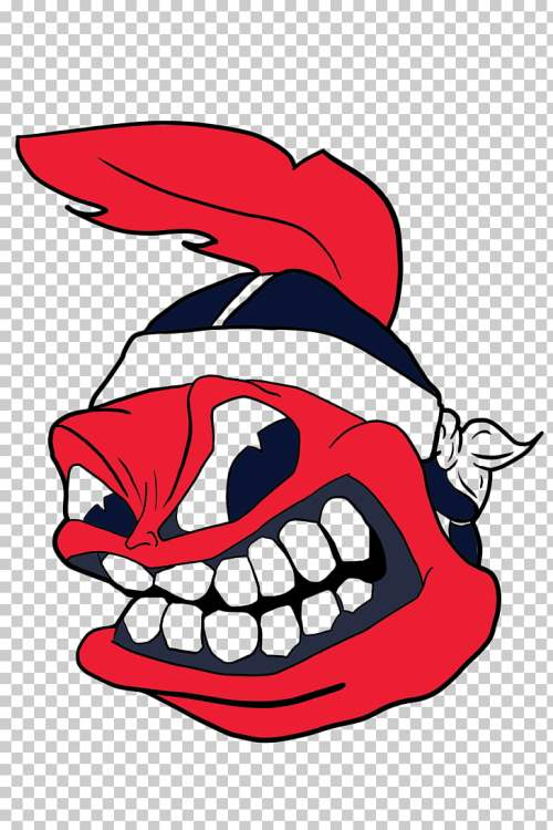 small resolution of cleveland indians name and logo controversy atlanta braves chief wahoo baseball oldies flyer png clipart