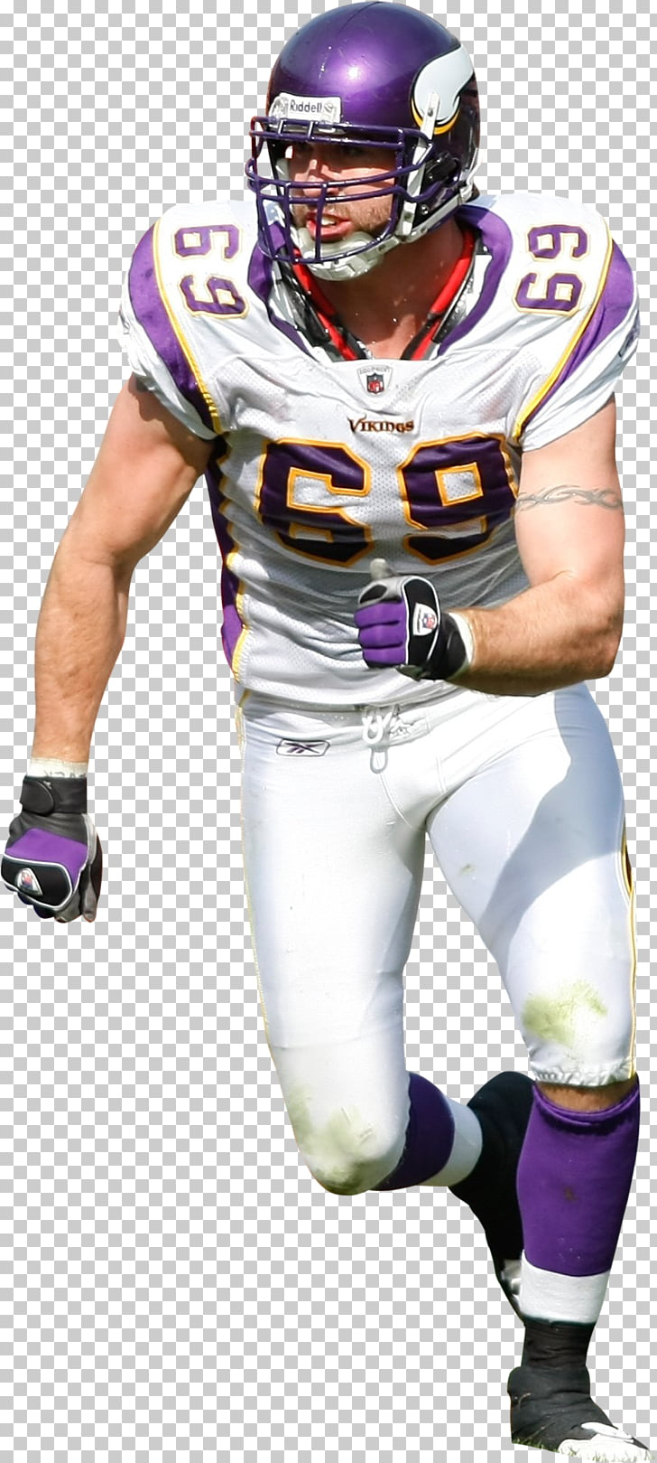 medium resolution of nfl united states american football player american football player man wearing white and purple