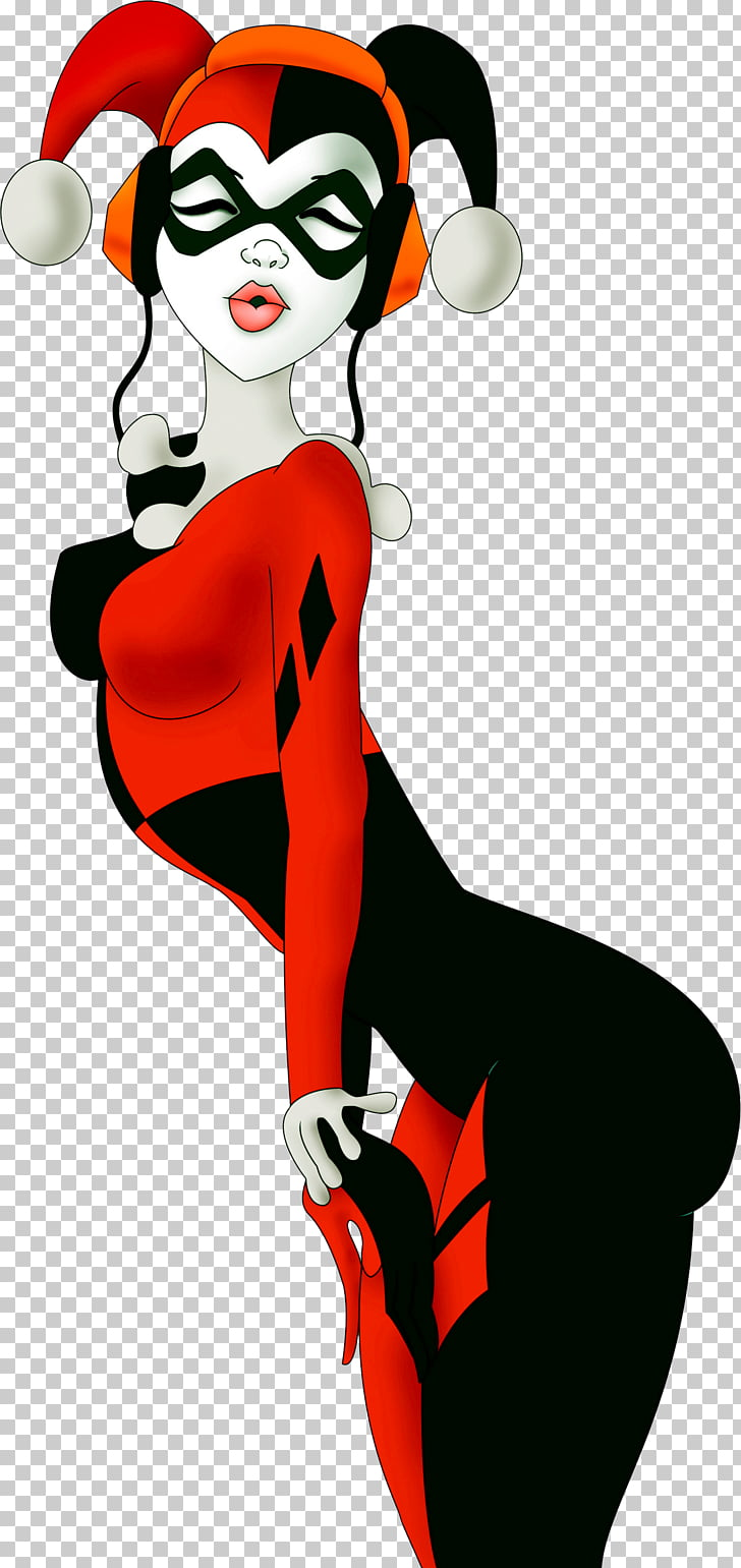hight resolution of harley quinn catwoman poison ivy batgirl supervillain harley quinn png clipart