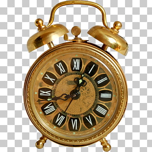 4 old fashioned alarm