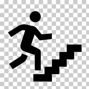 stairs climbing infographic climbing