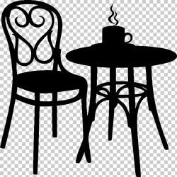 cafe Silhouette PNG cliparts for free download UIHere
