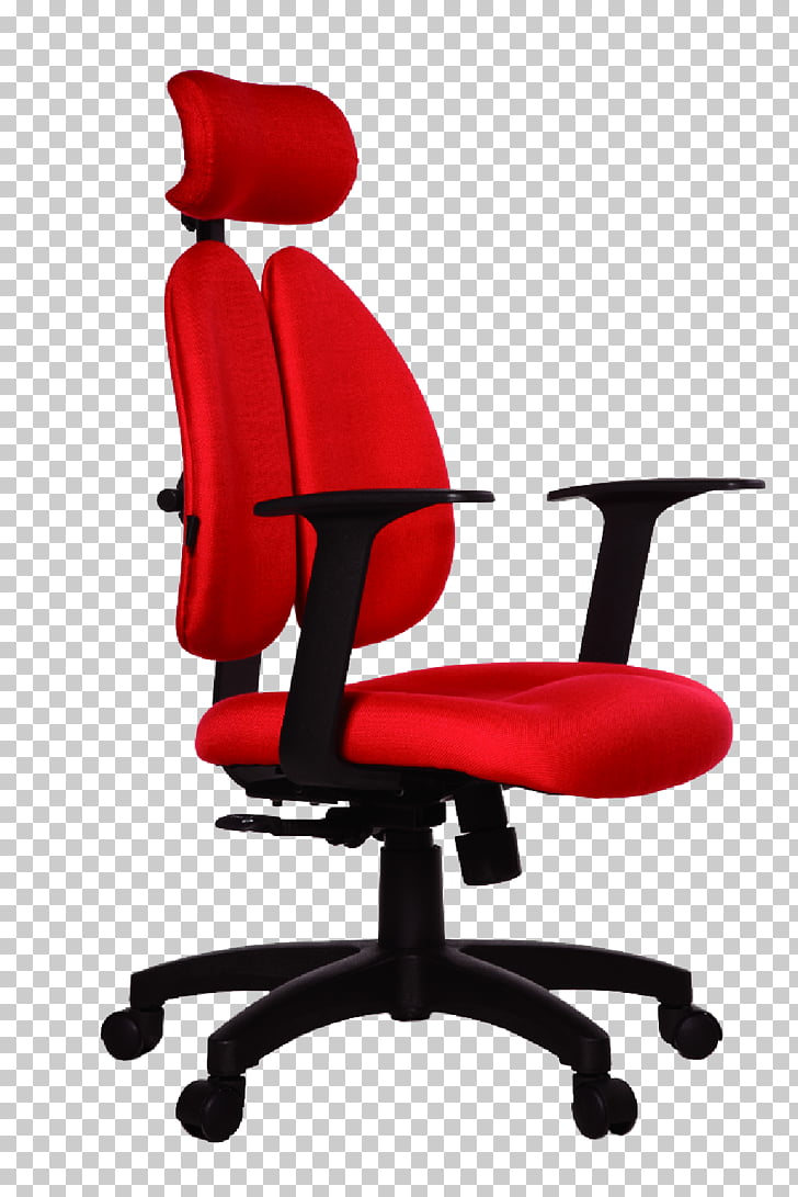 Office Chair Swivel Chair Auto Racing Desk Red Computer