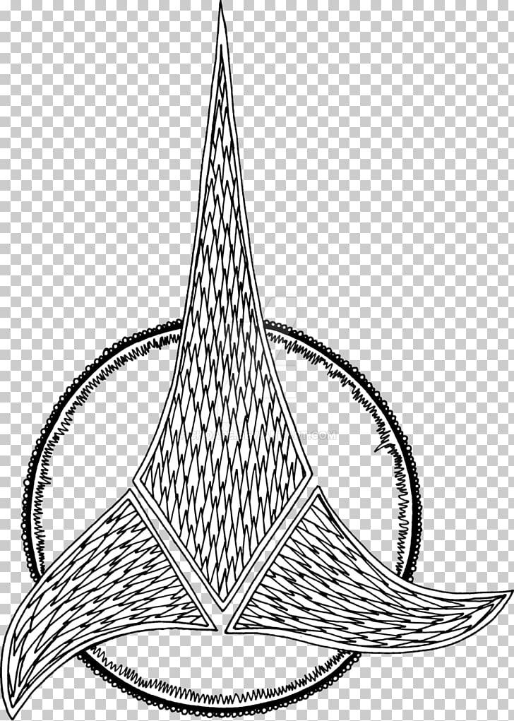 art klingon logo klingon