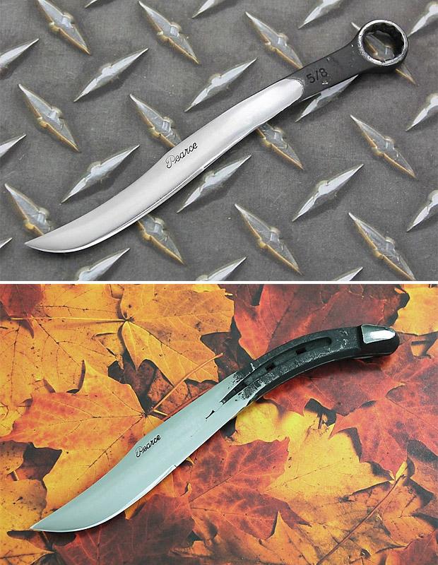 Pearce Knives :: via werd.