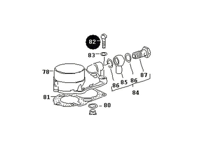 Porsche 356 1960-65 Carburetors Fuel/Exhaust Parts