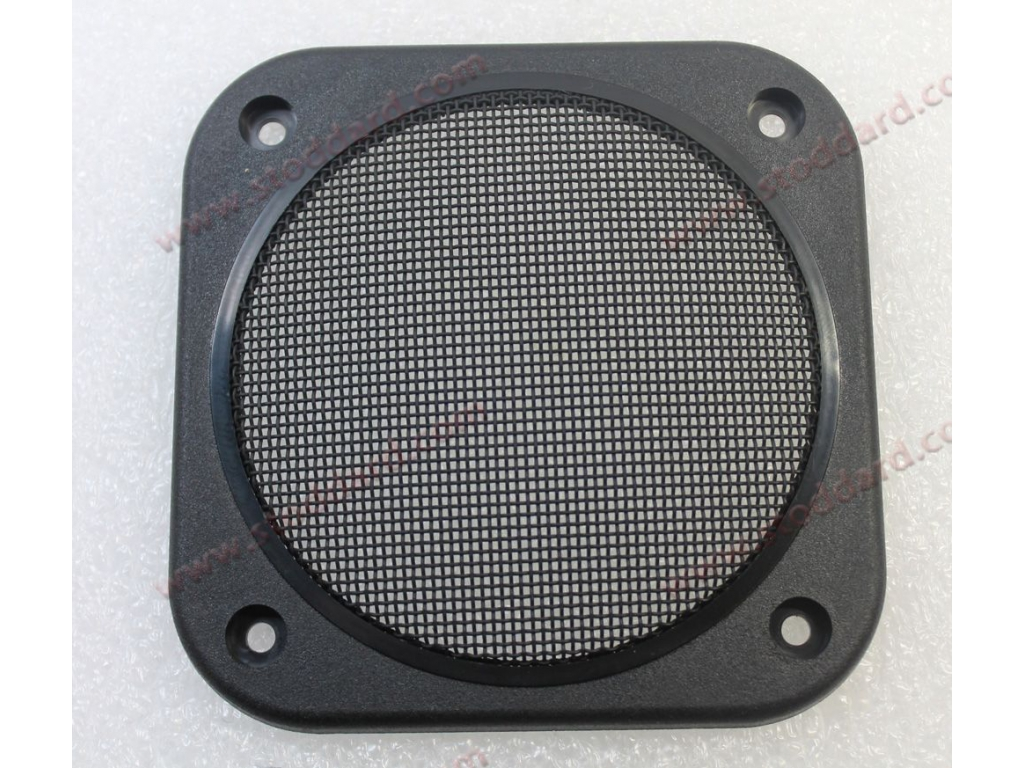 hight resolution of speaker grille