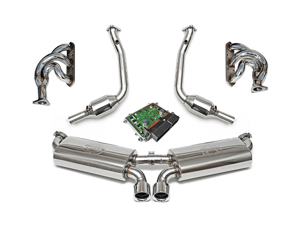 Porsche Boxster 04 Tuning Kits Engine Parts