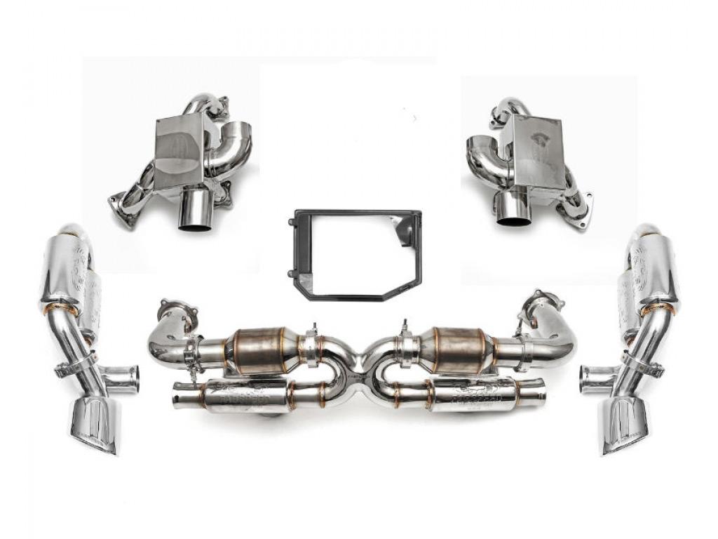 Porsche Fabspeed High Performance Air Box Results