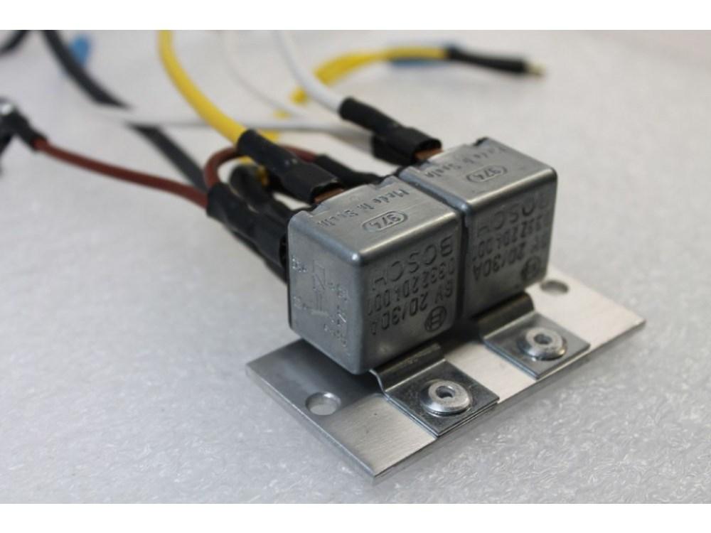medium resolution of headlight relay kit 6 volt for 356a thru 356b t 5 vehicles dua