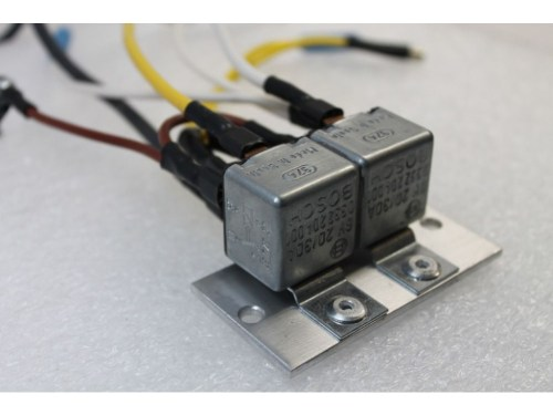 small resolution of headlight relay kit 6 volt for 356a thru 356b t 5 vehicles dua