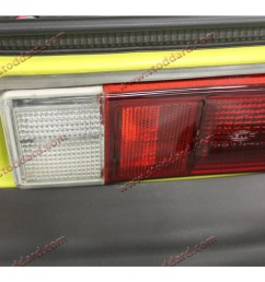 porsche 911 tail light seal results wiring diargram for drivers side tail light plug84 carrera [ 1024 x 768 Pixel ]