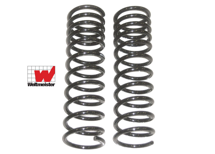 Porsche 924 1980-85 Front Coil Springs Front_Axle/Steering