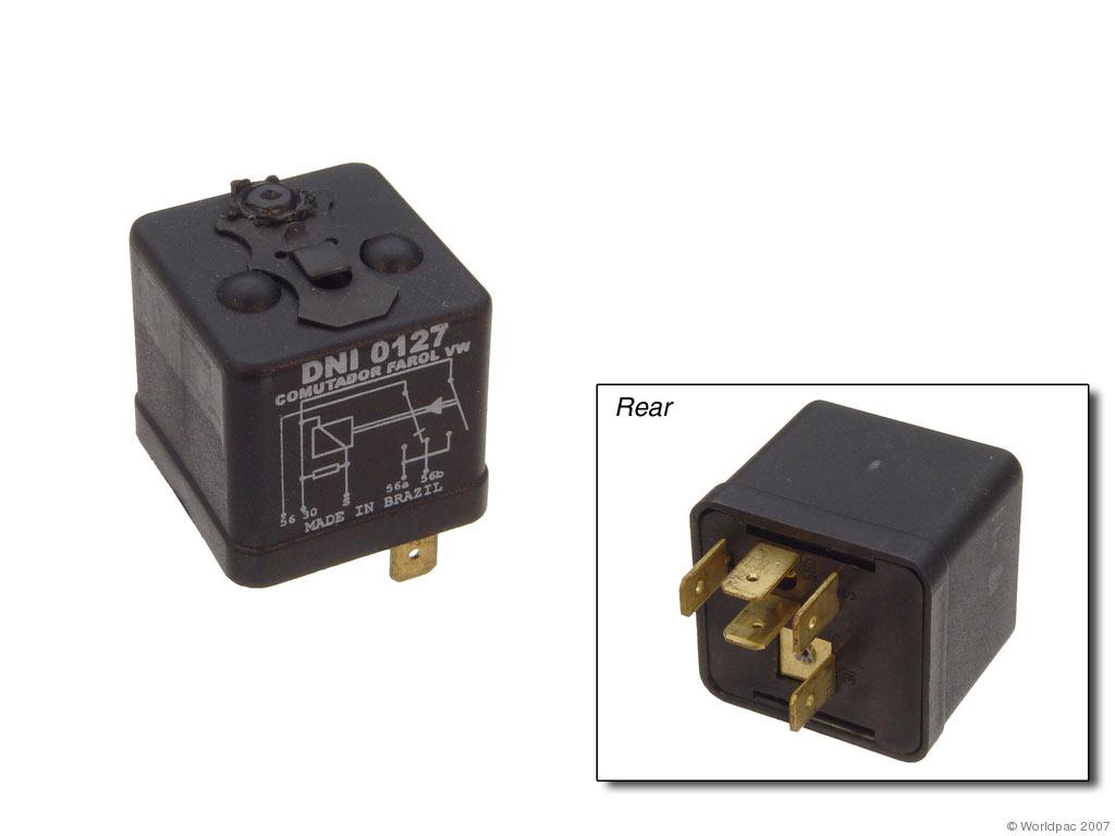 hight resolution of meyle headlight relay high low beam relay