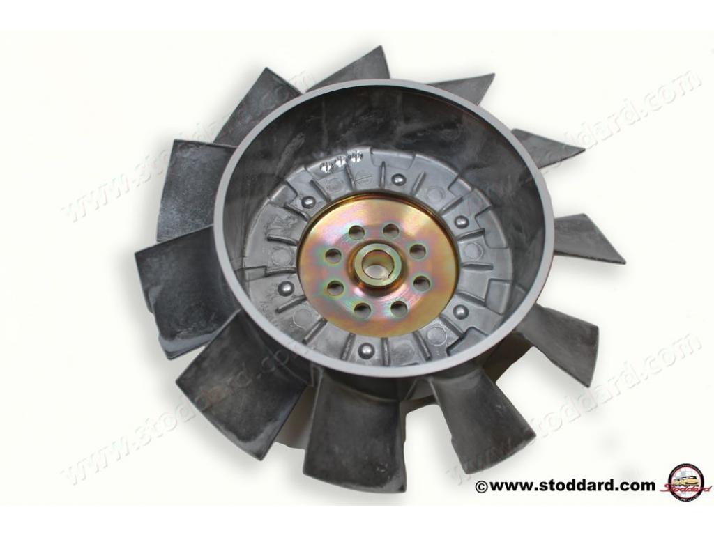 hight resolution of alternator impeller