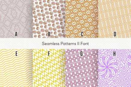 Seamless Pattern II Illustration_1