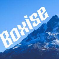 Boxise Font