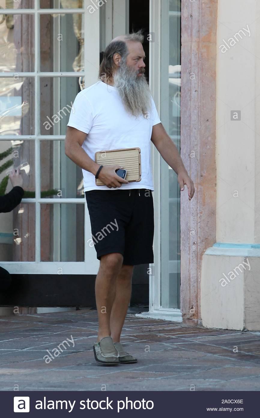 Rick Rubin Weight Loss : rubin, weight, Malibu,, Producing, Legend, Rubin, Lunch,