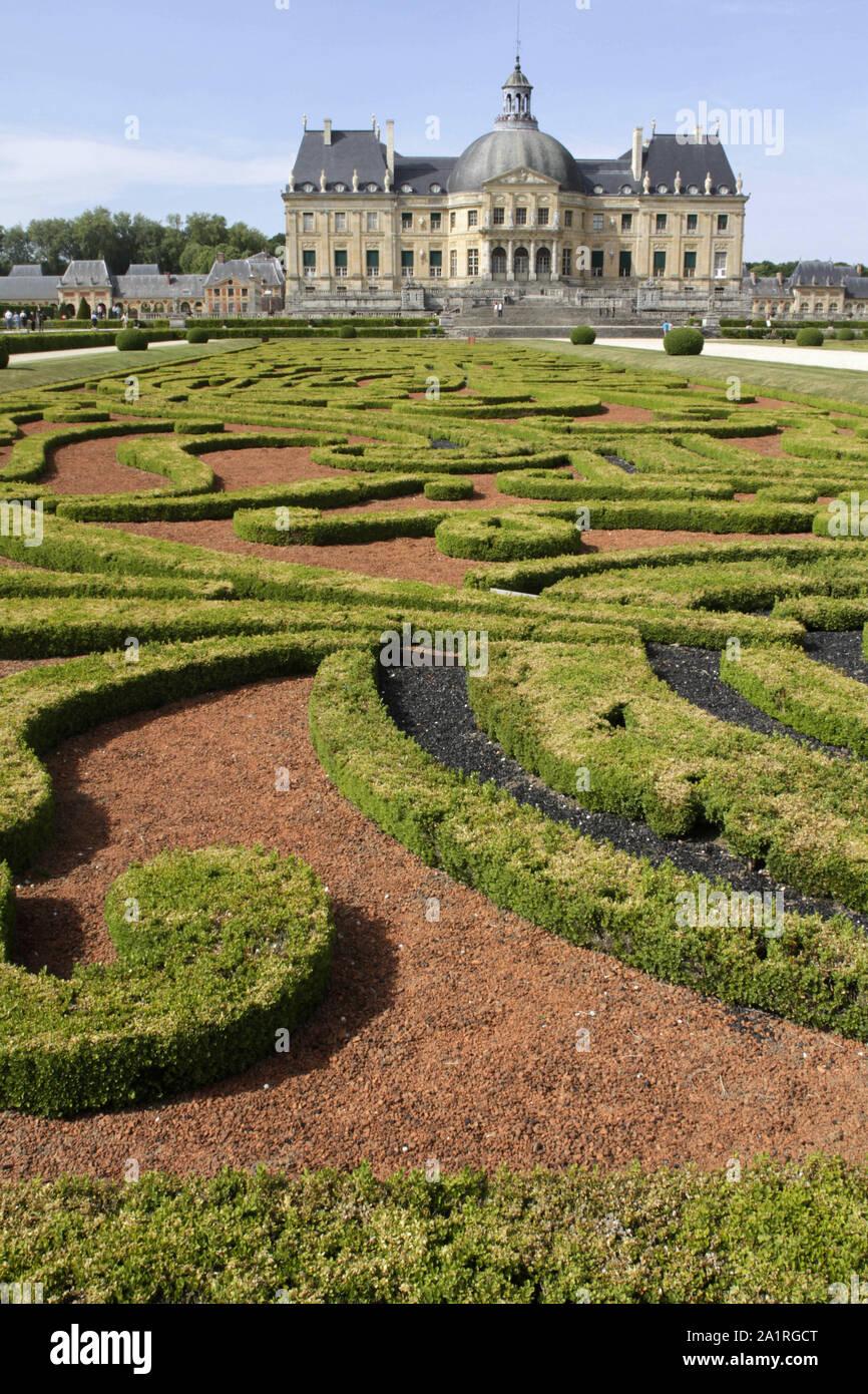Un Jardin à La Française : jardin, française, Jardin, Francaise, Resolution, Stock, Photography, Images, Alamy
