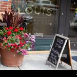 Entrance To Restaurant Sign High Resolution Stock Photography And Images Alamy