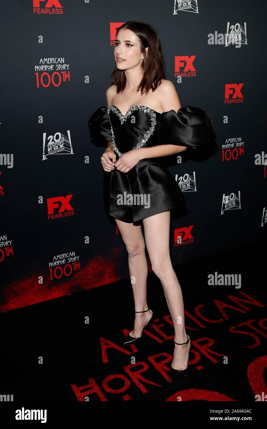 Emma Roberts American Horror Story : roberts, american, horror, story, Roberts, American, Horror, Resolution, Stock, Photography, Images, Alamy