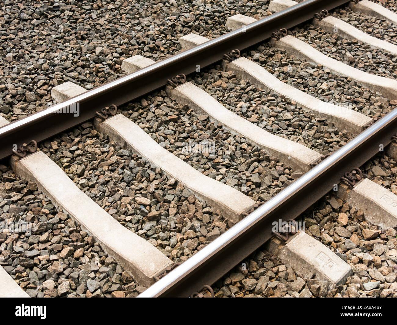 Railway Ballast Stock Photos & Railway Ballast Stock Images - Alamy