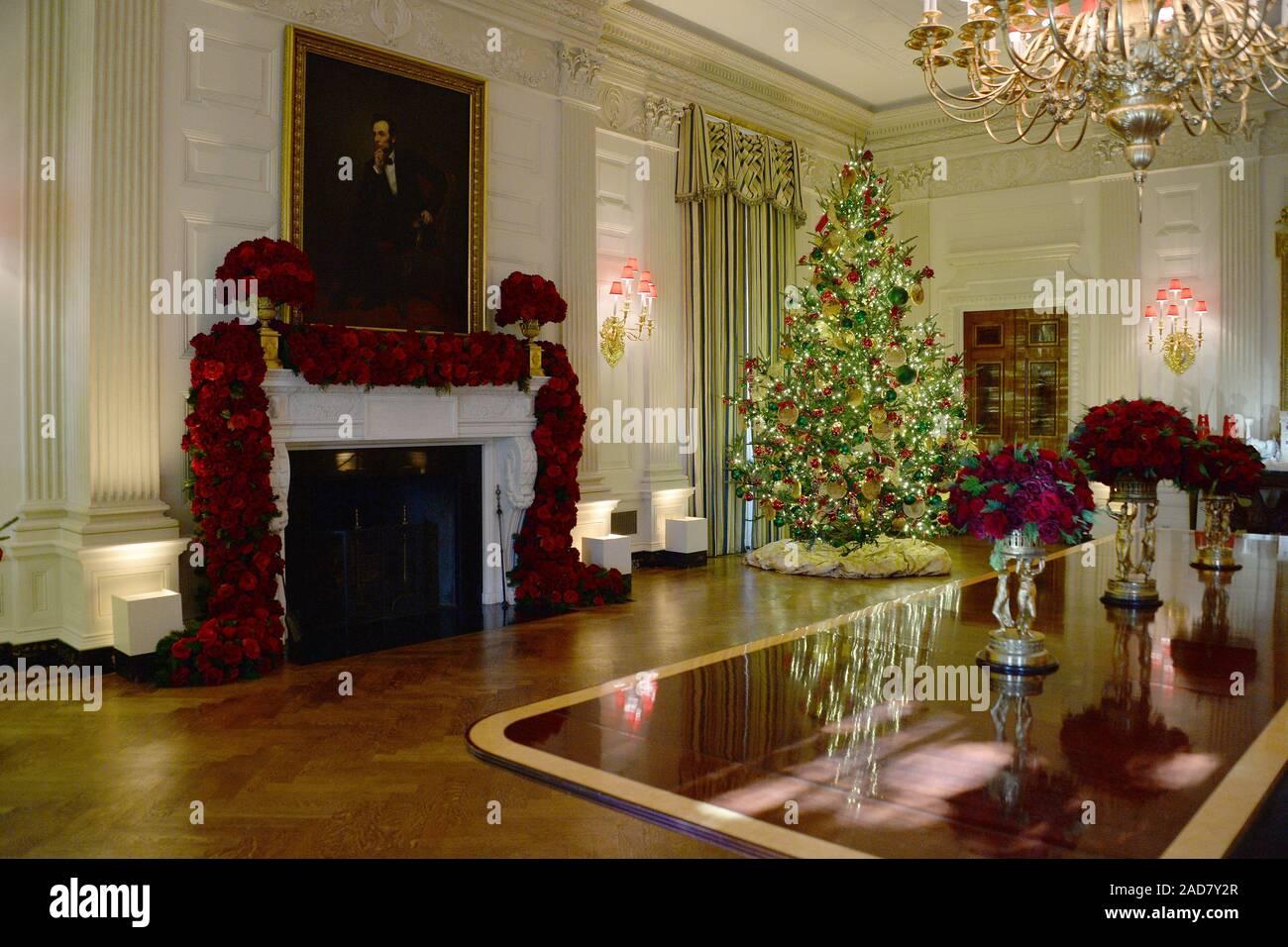 Washington Dc Usa 3rd Dec 2019 12 3 19 The White House