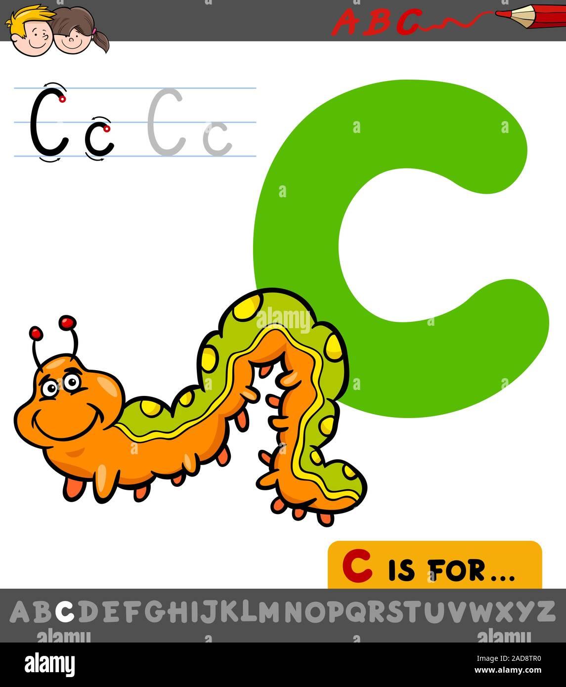 Cartoon Caterpillar Stock Photos Amp Cartoon Caterpillar