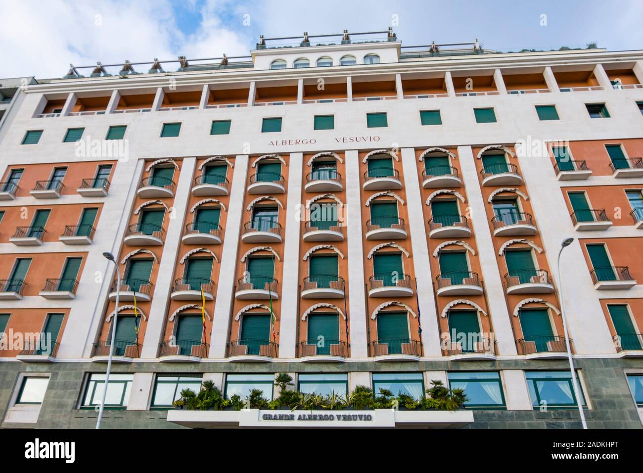 Hotel Vesuvio Stock Photos Hotel Vesuvio Stock Images Alamy