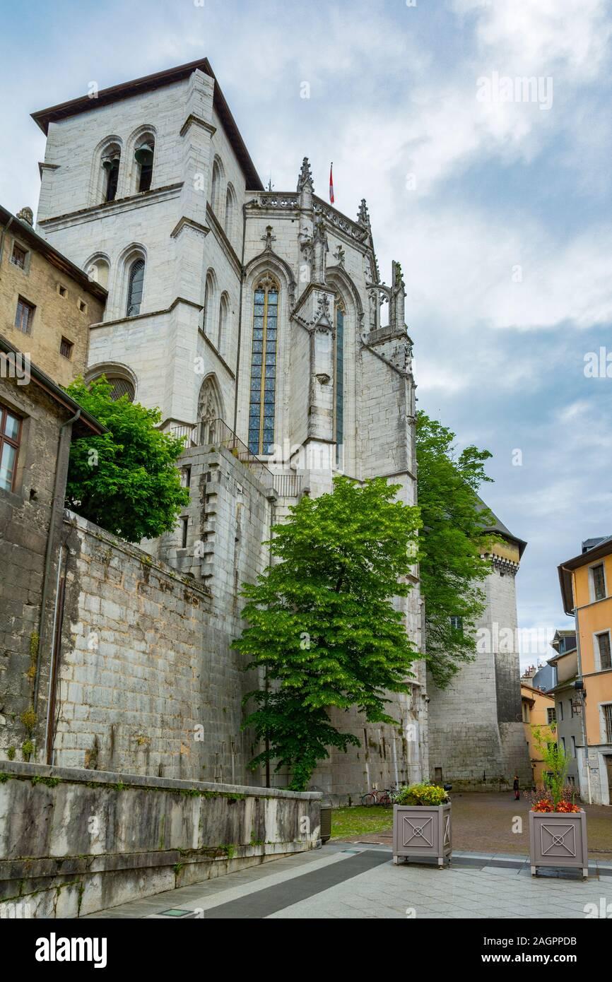 Chateau Des Ducs De Savoie : chateau, savoie, France,, Savoie,, Chambery,, Chateau, Castle, Stock, Photo, Alamy