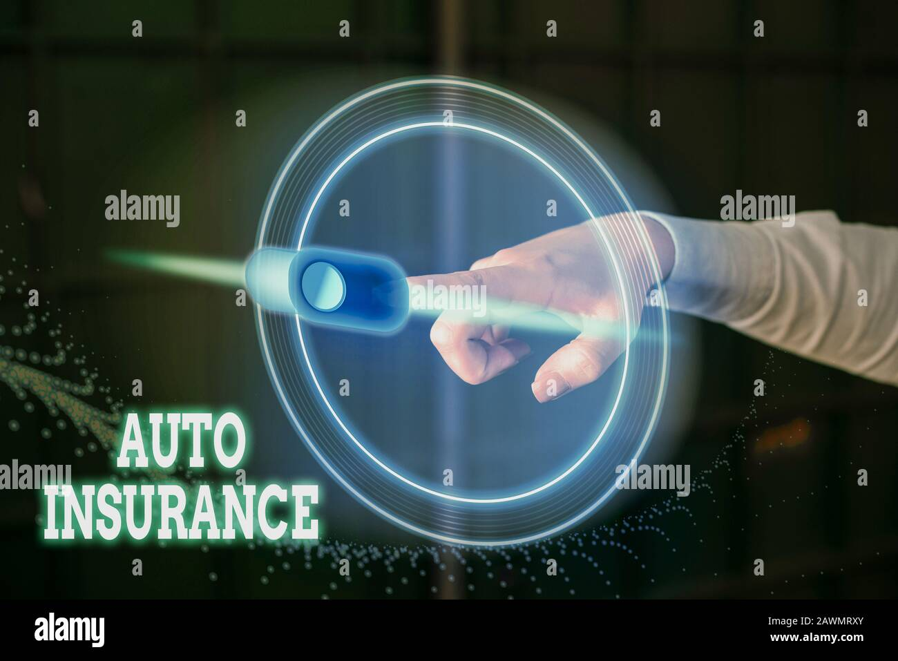Conceptual Hand Writing Showing Auto Insurance Concept Meaning Mitigate Costs Associated With Getting Into An Auto Accident Stock Photo Alamy
