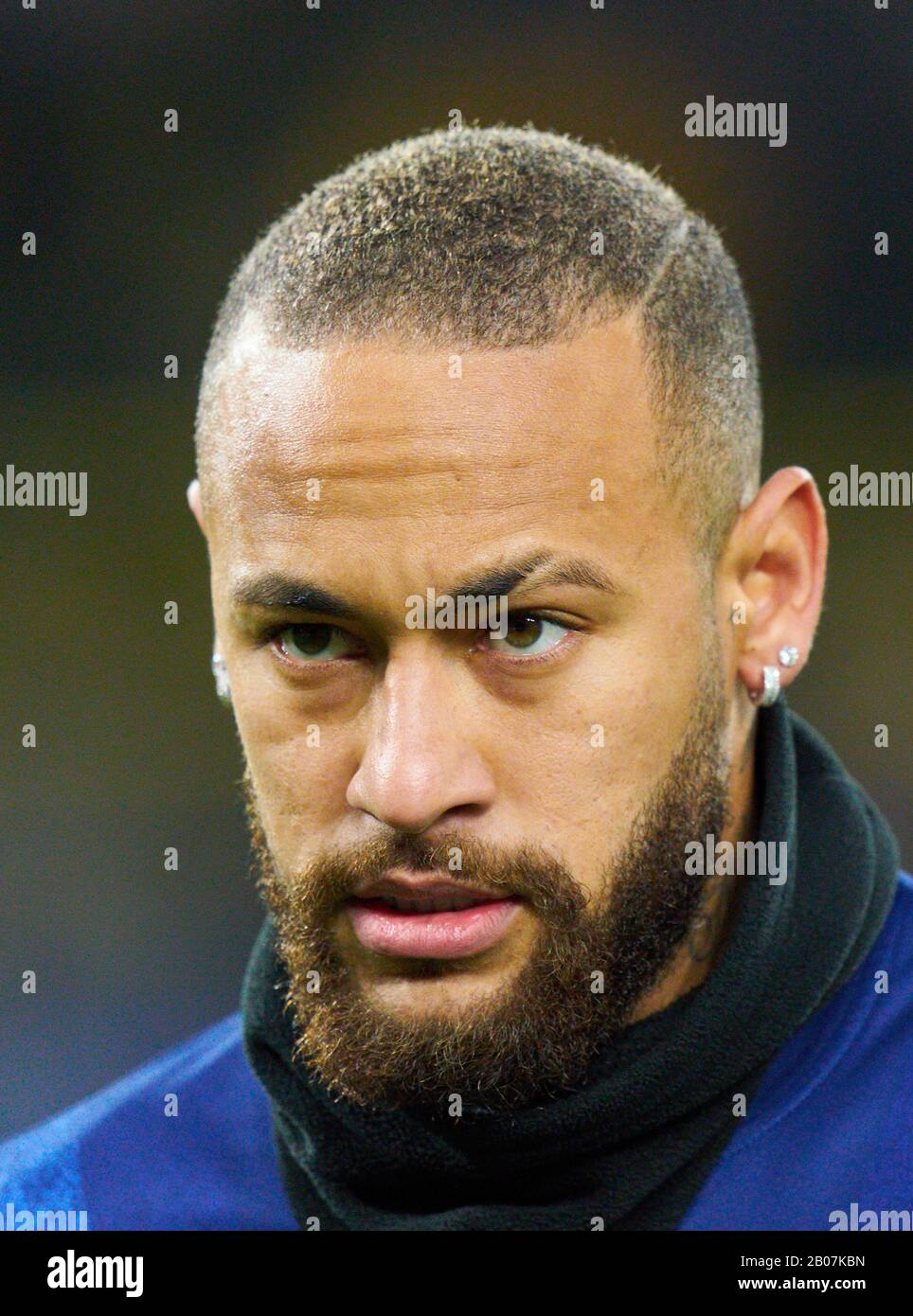Neymar Hairstyle 2020 : neymar, hairstyle, Neymar, Portrait, Resolution, Stock, Photography, Images, Alamy