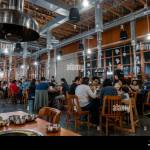Korean Bbq Restaurant Interior High Resolution Stock Photography And Images Alamy