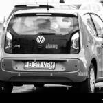 Electric Volkswagen Up In Traffic In Downtown Of Bucharest Romania 2020 Stock Photo Alamy