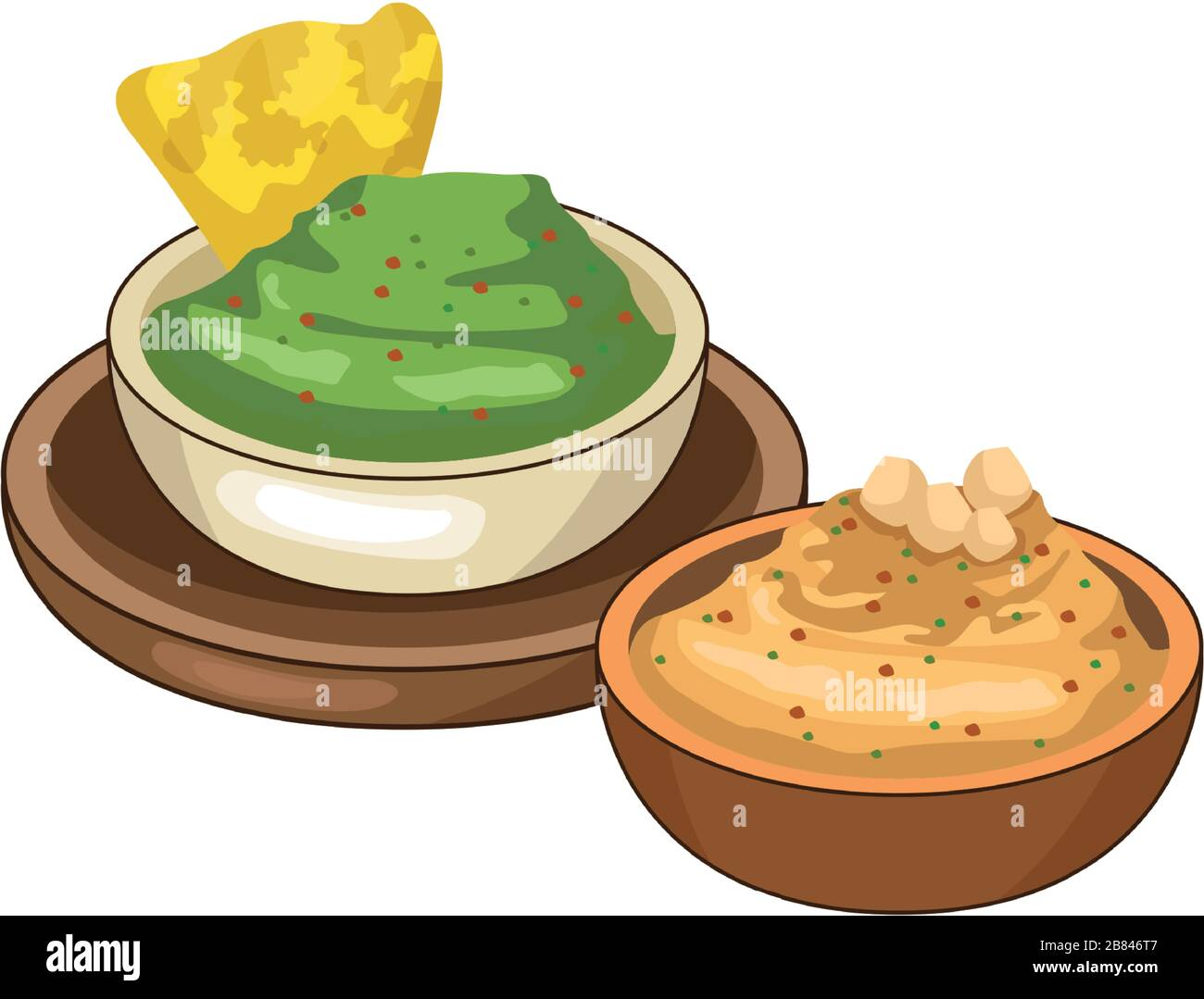 Mexican Food Clipart High Resolution Stock Photography And Images Alamy