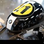 Bordeaux Aquitaine France 02 15 2020 Bmw Motorcycle Vintage Logo Cafe Racer Historic Motorbike Stock Photo Alamy