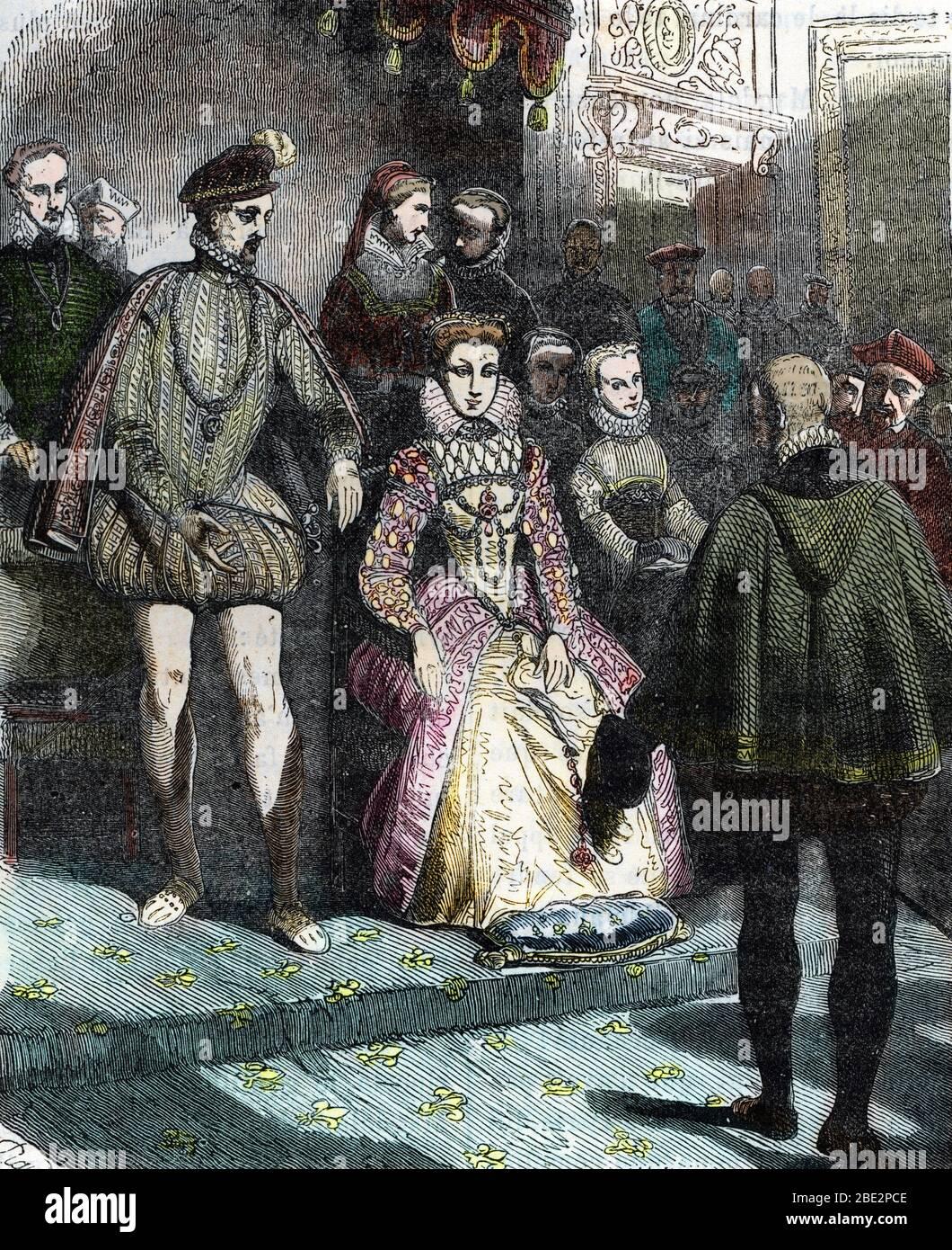 Le roi et sa cour | Khorsabad - culture.fr