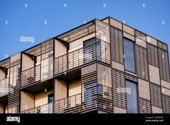 Architecture Architectural Style Modern Contemporary Building Built Structure High Resolution Stock Photography and Images Alamy