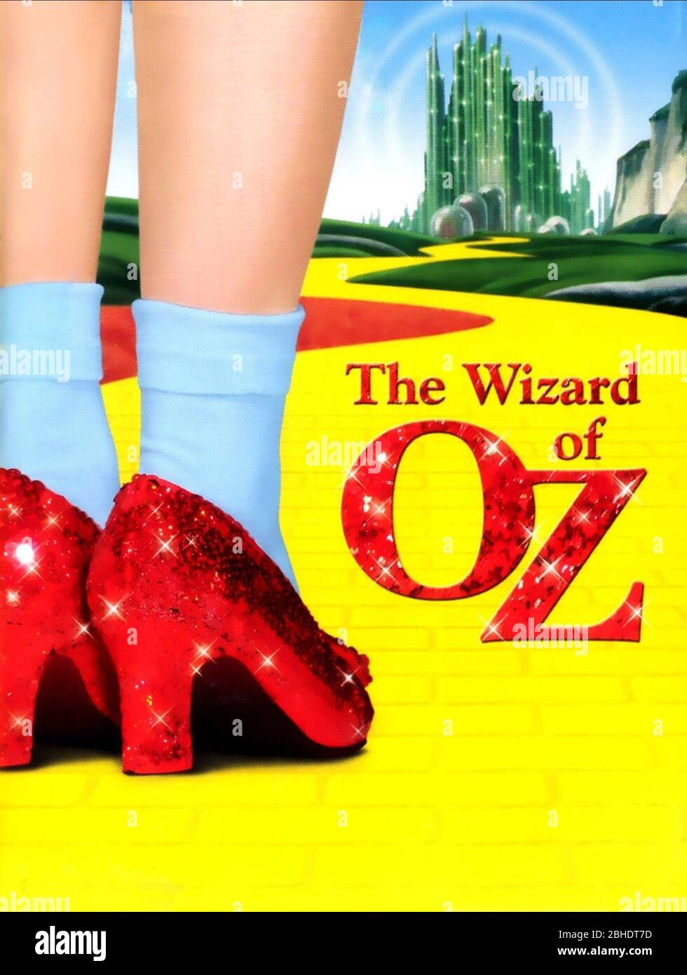 Wizard Of Oz Touch The Red Slipper Then The Tornado : wizard, touch, slipper, tornado, Wizard, Emerald, Resolution, Stock, Photography, Images, Alamy