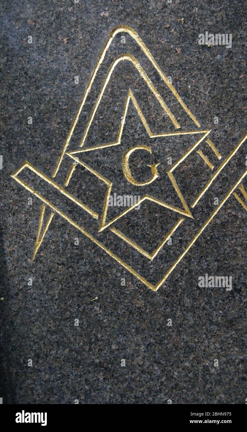 Symbole De La Franc Maçonnerie : symbole, franc, maçonnerie, Symboles, Franc, Maçonnerie, Stock, Photo, Alamy