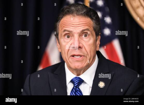 Andrew Cuomo High Resolution Stock Photography and Images - Alamy