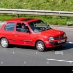 Nissan March High Resolution Stock Photography And Images Alamy