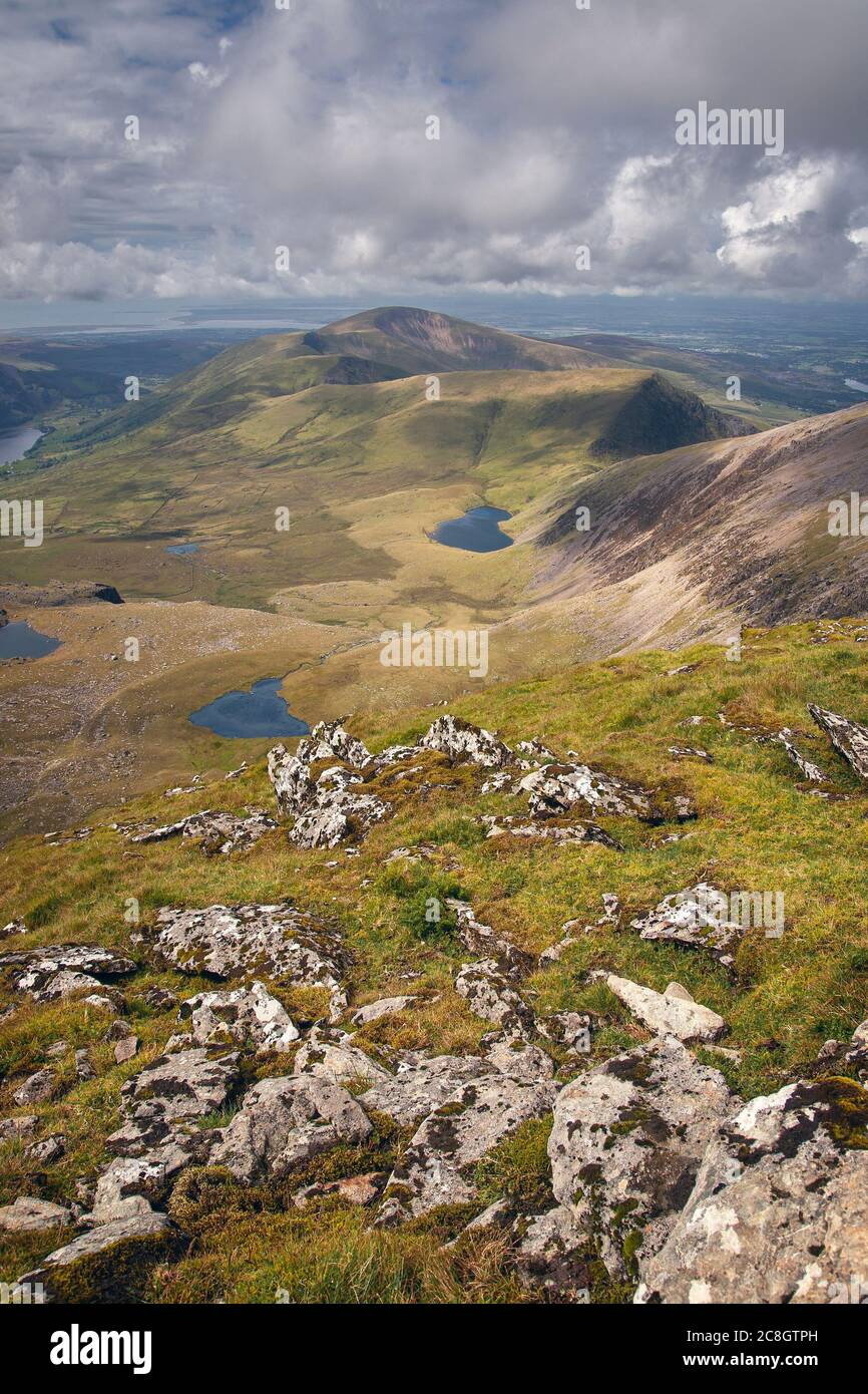 Snowdon Peak : snowdon, Snowdon, Mountain, Resolution, Stock, Photography, Images, Alamy